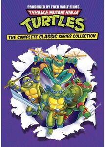 Teenage Mutant Ninja Turtles: Complete Classic Series Collection