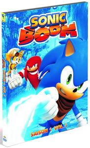 Sonic Boom: Saison 1, Vol. 1