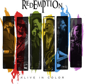 Alive In Color (2CD+DBluRay)