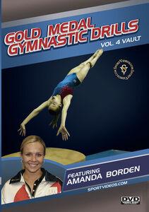 Gold Medal Gymnastics Drills, Vol. 4 Vault