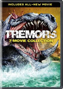 Tremors: 7-Movie Collection