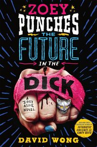 ZOEY PUNCHES THE FUTURE IN THE DICK