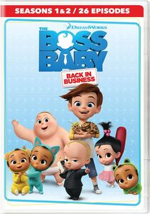 The Boss Baby: Back in Business: Seasons 1 & 2