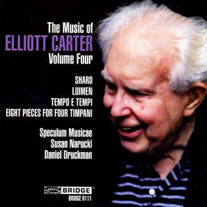 Music of Elliott Carter 4