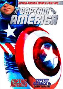 Captain America /  Captain America II: Death Too Soon