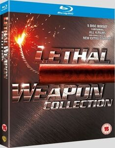 Lethal Weapon Collection 1-4 [Import]