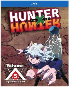 Hunter X Hunter Set 5