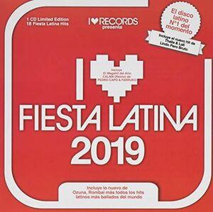 I Love Fiesta Latina 2019 /  Various [Import]