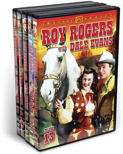 Roy Rogers With Dale Evans Volumes 13-17