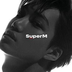 SuperM The 1st Mini Album 'SuperM' [KAI Ver.]