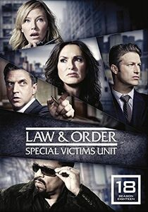 Law & Order: Special Victims Unit: Year Eighteen
