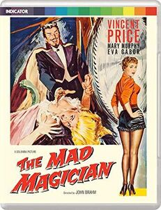 The Mad Magician [Import]
