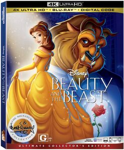 Beauty and the Beast (The Walt Disney Signature Collection)