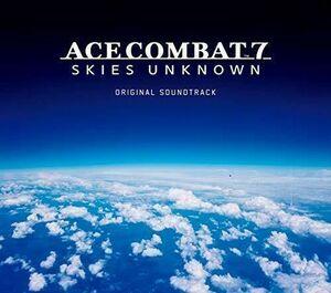 Ace Combat 7: Skies Unknown (Original Soundtrack) (3D Jacket & Booklet) [Import]