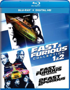 Fast And Furious: Collection: 1 And 2