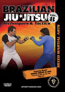 Brazilian Jiu-Jitsu Techniques And Tactics, Vol. 8: Mixed Martial Arts