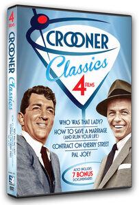 Crooner Classics: Frank Sinatra and Dean Martin: 4 Films