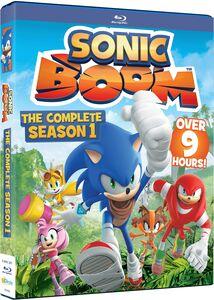 Sonic Boom: The Complete Season 1 BD