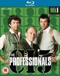 The Professionals: Mk I [Import]