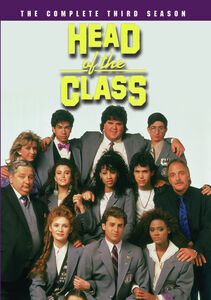 Head of the Class: The Complete Third Season