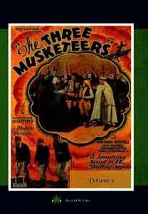 Three Musketeers: Volume 2