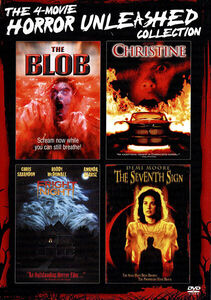 The 4-Movie Horror Unleashed Collection