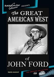 Great American West of John Ford