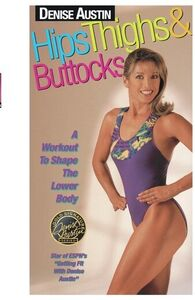 Hips Thighs and Buttocks: A Workout to Shape the Low