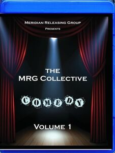 The Mrg Collective Comedy, Vol. 1