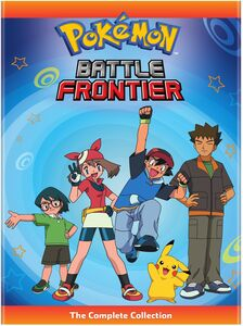 Pokemon Battle Frontier: Complete Collection