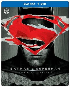Batman v Superman: Dawn Of Justice UE