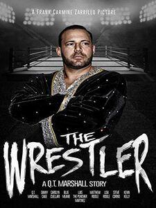 Wrestler A Q.t. Marshall Story