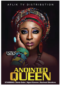 Anointed Queen