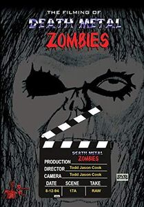 The Filming Of Death Metal Zombies