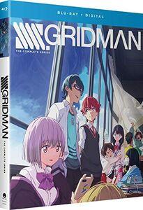 Ssss.Gridman: Complete Series