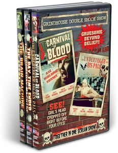 Grindhouse Double Shock Show Collection