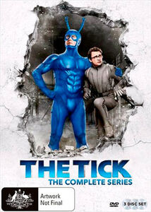 The Tick: The Complete Series [Import]