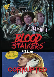 Blood Stalkers / Corrupted (DVD) 704078412122 (DVDs and