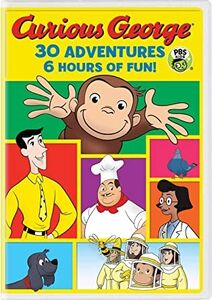 Curious George: The Complete First Season: 30 Adventures