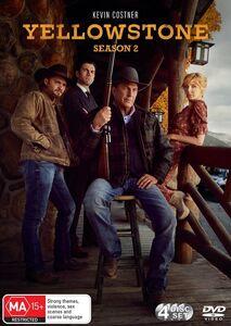 Yellowstone: Season 2 [Import]