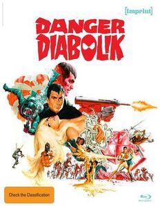 Danger Diabolik [Limited Edition All-Region/ 1080p] [Import]