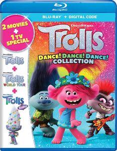 Trolls: Dance! Dance! Dance! Collection