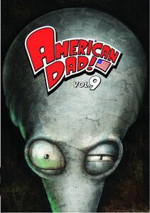 American Dad!: Volume 09