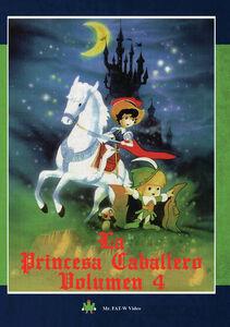 La Princesa Caballero: Volume 4