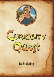 Curiosity Quest: Ice Sculpting