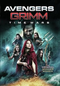 Avengers Grimm Time Wars