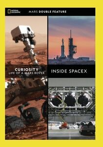 Mars Double Feature: Inside Space And Curiosity Life Of A Mars Rover