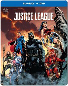 Justice League (Steelbook)