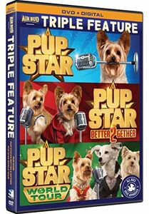 Pup Stars Triple Feature