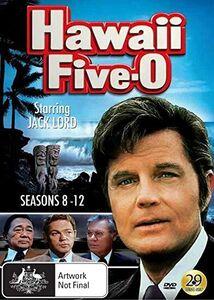 Hawaii Five-O: Seasons 8-12 [Import]